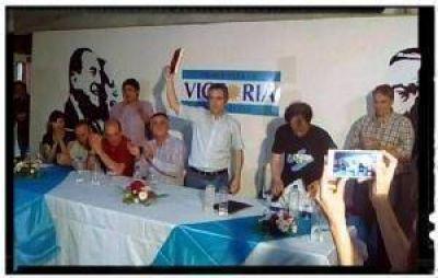 En Chacabuco el Cuervo Andrés Larroque pidió nueva organización