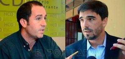 Galli también busca elegir delegados en las localidades, pero por decreto