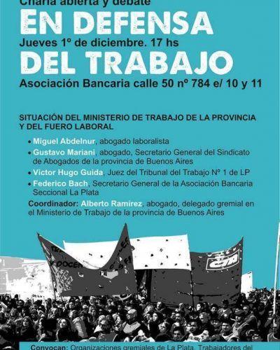 Dirigentes sindicales de la Región se reúnen para debatir la reforma del Ministerio de Trabajo
