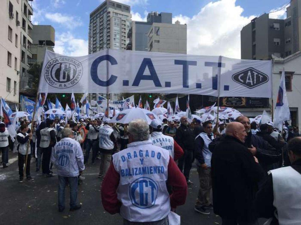 La CATT, en estado de alerta por los dos proyectos sobre Ganancias en el Congreso