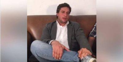 Gabriel Alperovich respondió preguntas sobre la muerte de Paulina Lebbos