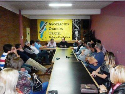 CGT del Valle Chubut: A mediados de diciembre llegaría la CGT Nacional por la normalización