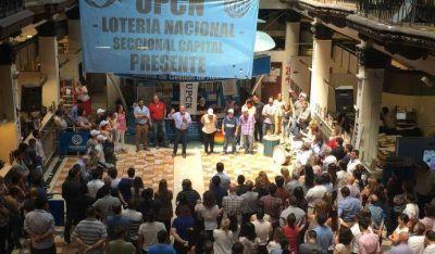 Denuncian que peligran 890 puestos de trabajo en Lotería Nacional