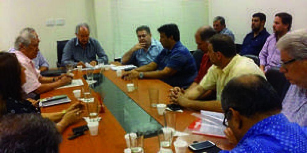 La FEF apoyó postura de Insfrán contra la reforma electoral