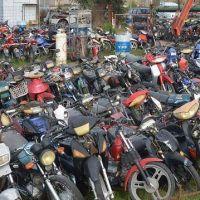 La Municipalidad de Santa Rosa retuvo 2887 motos en un año