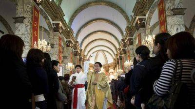 China; se prepara la IX Conferencia de los Representantes católicos