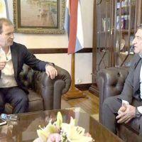 Bordet y Urribarri coinciden en la reforma política