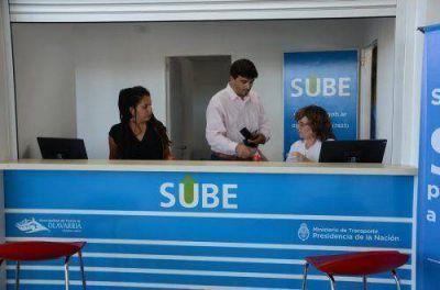 """Galli: """"Trabajamos durante todo el año para tener la SUBE en Olavarría"""""""