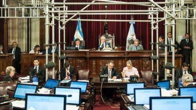 Con apoyo opositor, el Senado convirtió en ley el primer Presupuesto de la era Macri