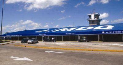 """Piden la ampliación del Aeropuerto """"Astor Piazzolla"""""""