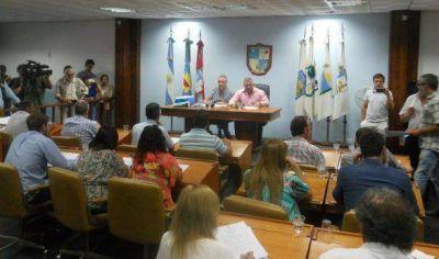 Consenso y unanimidad para el presupuesto 2017 en Escobar