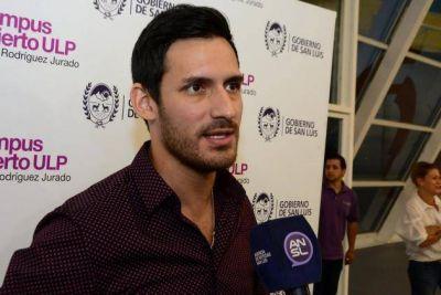 """Sebastián Crismanich: """"Me gustaría que otras provincias sigan el ejemplo de lo que hizo San Luis"""""""