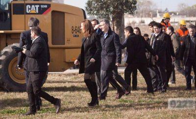 Macri y Vidal vuelven a Mar del Plata con anuncios para el puerto y la industria