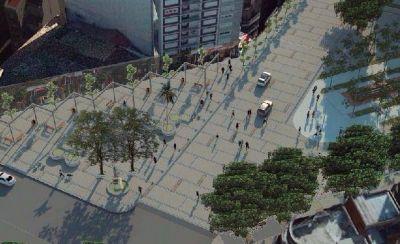 Prioridad Peatón: enterate en qué calles del centro no se podrá estacionar este verano