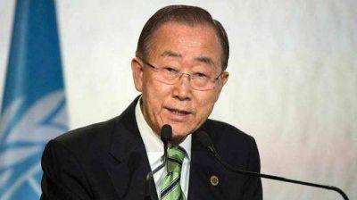 ONU pide a Palestina e Israel a abrir el díalogo