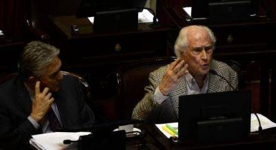 Pino Solanas logró aprobar la ley de humedales