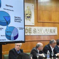 Acueducto San Juan: antes de fin de año llegará una comitiva de Kuwait