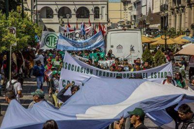 En Salta esperan hoy un alto acatamiento al paro nacional de municipales