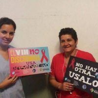 Campaña en el marco del Día Mundial de la Lucha contra el VIH