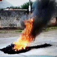 Protestan en Villa Mitre contra Aguas del Norte por falta de pagos