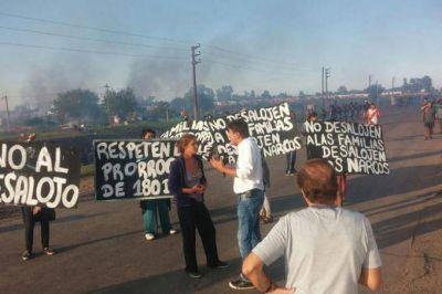 Diputados aprobó ley que suspende por dos años desalojos en asentamientos