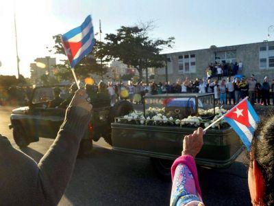 La ciudad del Che esperó a Fidel