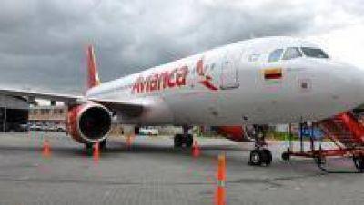 Avianca presentará a fin de año uno de los aviones que estará en Tucumán