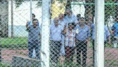 El Parlasur visitó a Milagro Sala y pidió su liberación