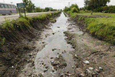 El Plan Pre Lluvia se ejecuta en Monteros