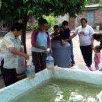 Los vecinos de Huacra seguirán sin agua potable