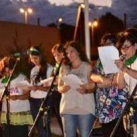 Duros reclamos al Municipio en jornada contra la violencia hacia la mujer