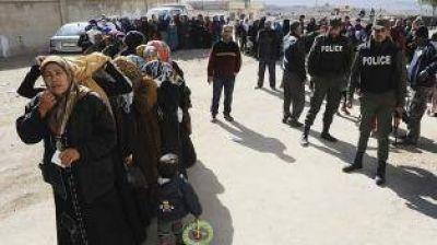 Apocalipsis en Alepo por un encarnizado avance del ejército