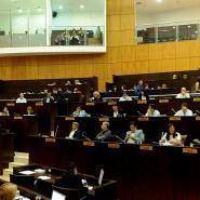 Se aprobó el presupuesto con críticas al nuevo endeudamiento