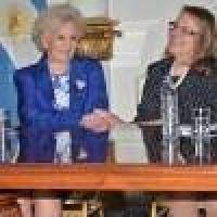 Acuerdo entre el Gobierno Provincial y Abuelas de Plaza de Mayo