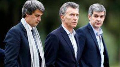 Blanqueo: la oposición denuncia a Mauricio Macri por permitir que entren los familiares de los funcionarios