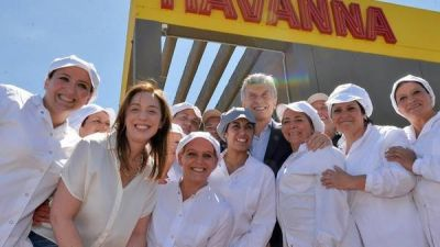 En Mar del Plata, Macri insistió con rediscutir convenios colectivos de trabajo