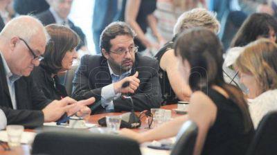 Diputados firmó dictamen sobre la Emergencia Social y se trata el martes