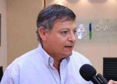 Peppo diferencia el apoyo de Frigerio y el retardo de opositores sobre el segundo acueducto