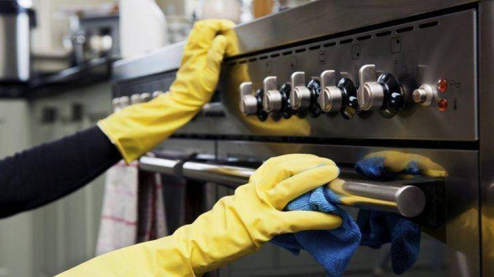 Hoy entra en vigencia el aumento para empleados de casas particulares
