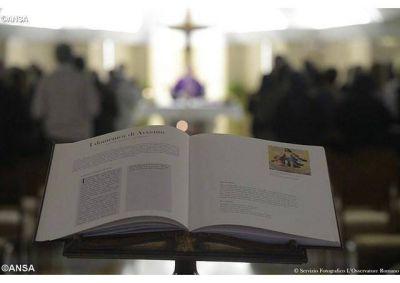 Papa: Reconocer las propias resistencias contra la gracia