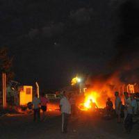 Protestan en el relleno sanitario porque perdieron mercadería tras un incendio