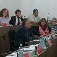 El Concejo aprobó la creación de la figura del Vice Intendente