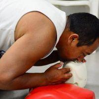 San Fernando capacita en RCP a clubes barriales y sociedad de fomento
