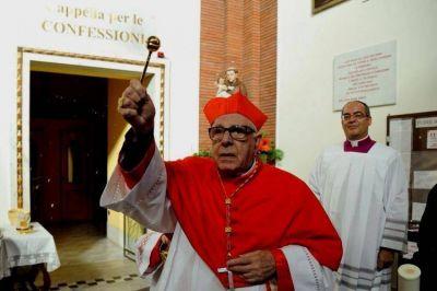 Card. Villalba: enviado del Papa a la clausura del Año Jubilar de la diócesis de Caacupé