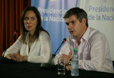 Marcos Peña defendió la modificación del blanqueo de capitales
