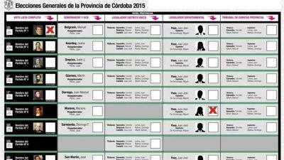 Macri analiza utilizar la boleta única de papel en las elecciones 2017