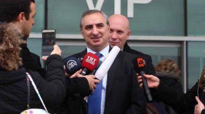 El nuevo embajador de Israel arribó a Turquía
