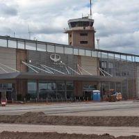 El 7 inaugura el aeropuerto, pero quedarán obras sin terminar