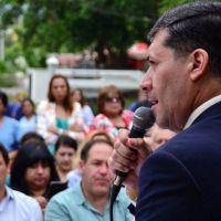 """Casas: """"Dios nos libre si Cambiemos gobierna La Rioja"""""""