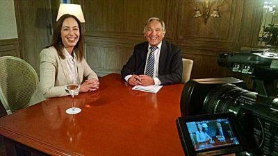 Vidal adelantó que en enero se empezará a refaccionar el Emhsa